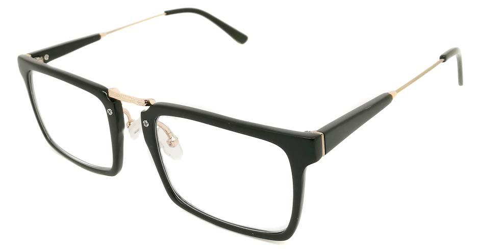 Blend black Rectangular glasses frame PC-6101-C301