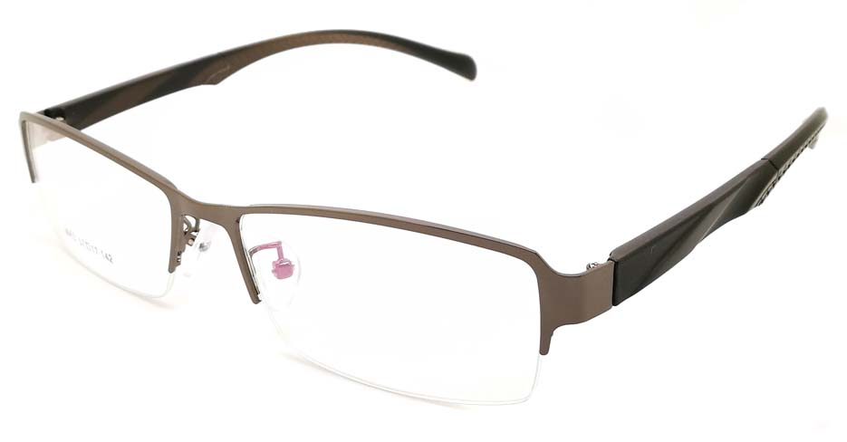 Brey blend Rectangular glasses frame JX-3063-C3