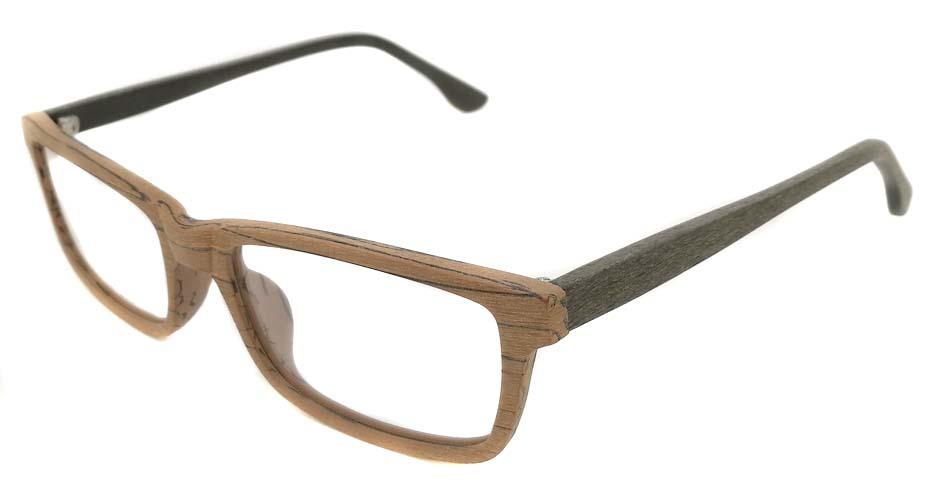 Acetate Rectangular glasses frame PC-251174-C93