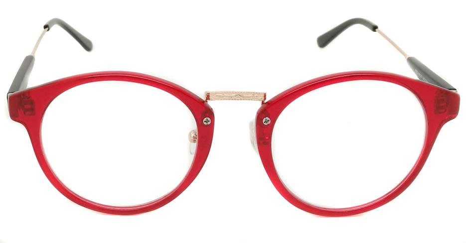 red round glasses