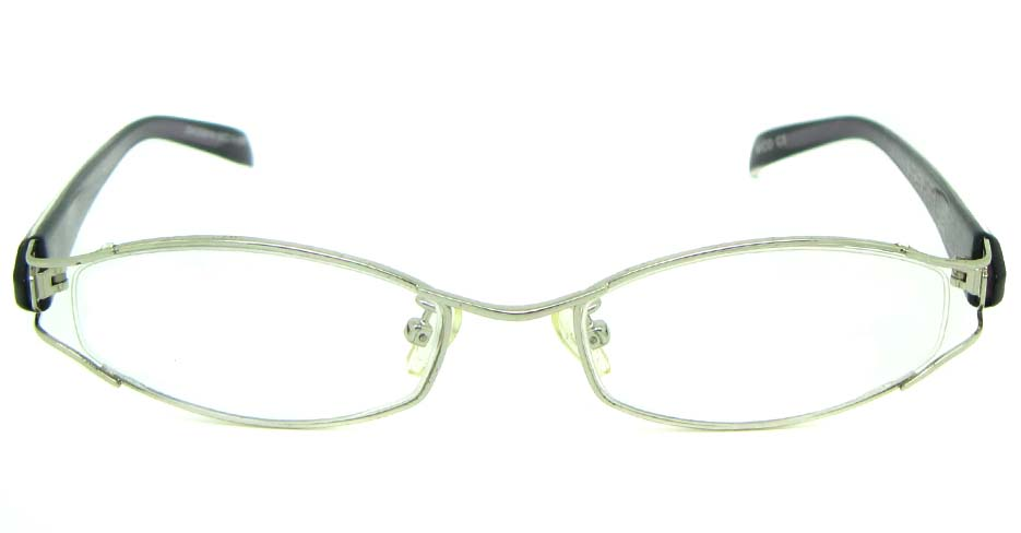 silver blend cat eye glasses frame JS-JDH200819-c4