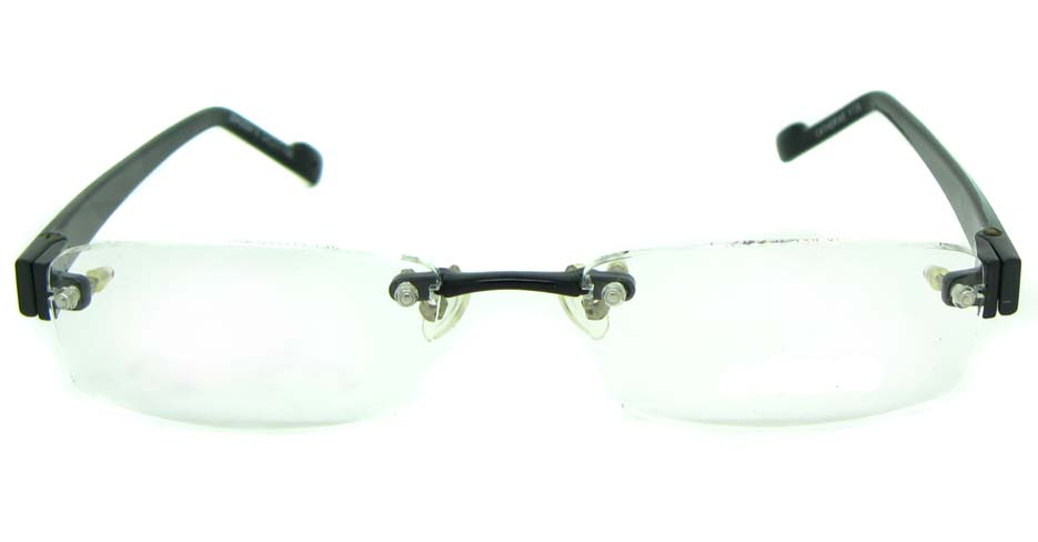 black TR90 rectangular     glasses frame JS-JDH200818-Y135