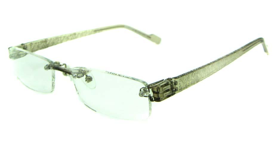 green TR90 rectangular glasses frame   JS-JDH200818-Y68