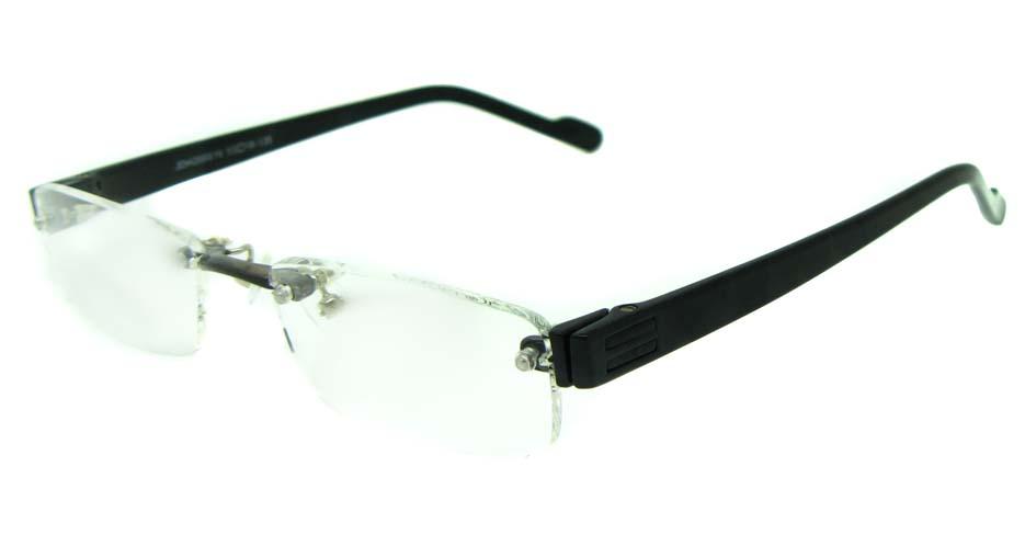 black TR90 rectangular glasses frame   JS-JDH200818-C2