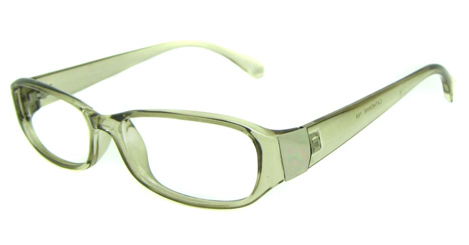 green TR90 rectangular   glasses frame JS-JDH200817-Y68