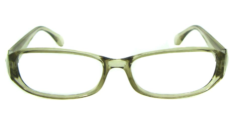 green TR90 rectangular   glasses frame JS-JDH200817-Y68