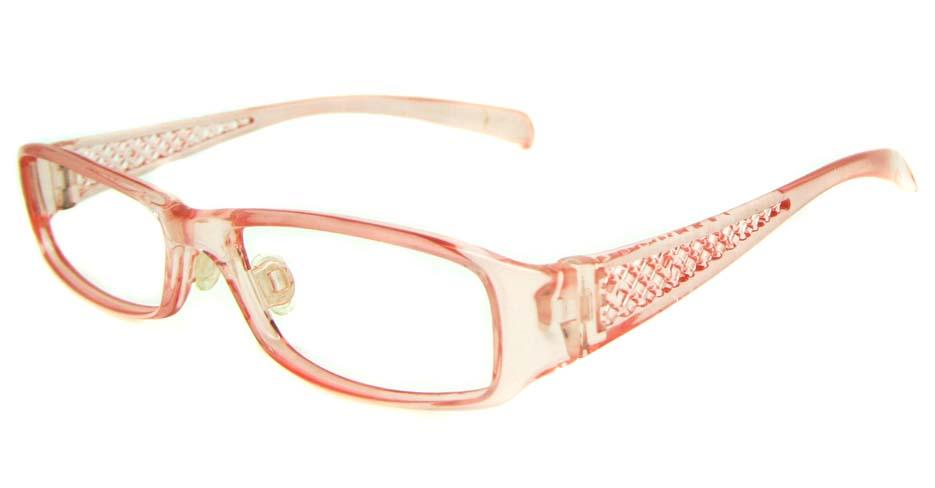 pink TR90 rectangular  glasses frame  JS-JDH200815-Y22