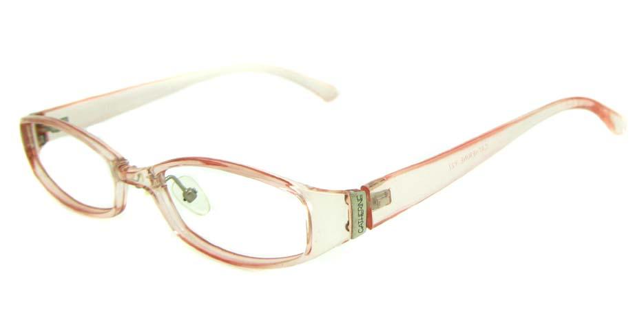 pink TR90 rectangular glasses frame JS-JDH200803-Y22
