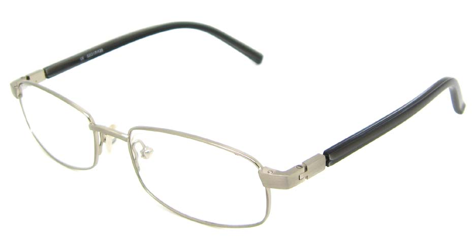 grey oval blend    glasses frame HL-2946-001