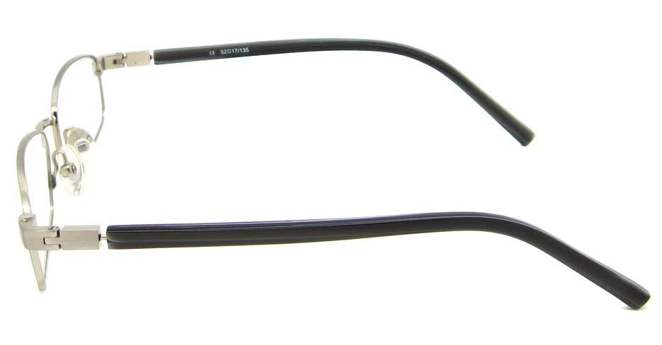 grey oval blend    glasses frame HL-2946-001