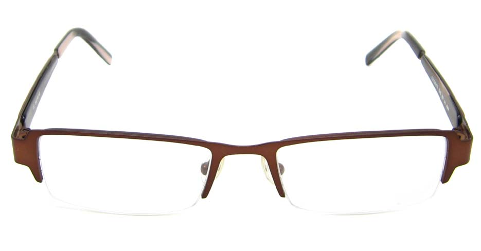 tea rectangle blend glasses frame   HL-5260