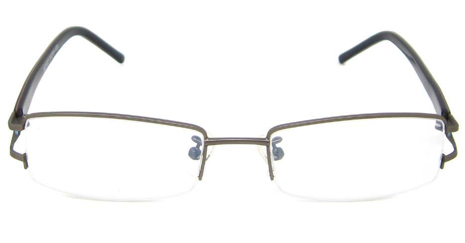 black  rectangular blend  glasses frame  HL-MD102