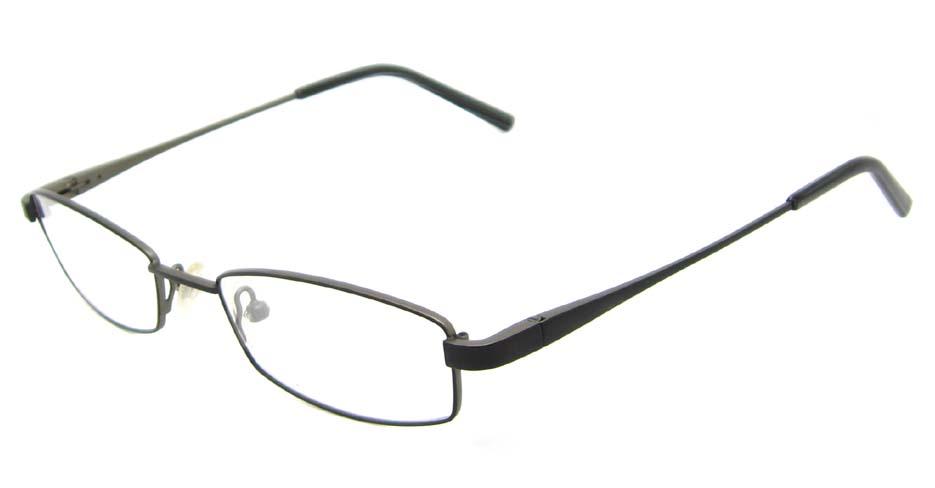 grey blend metal glasses frame HL-CRB0001-HHS