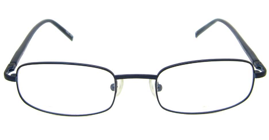 coffee blend rectangular glasses frame  HL-MA101-C14