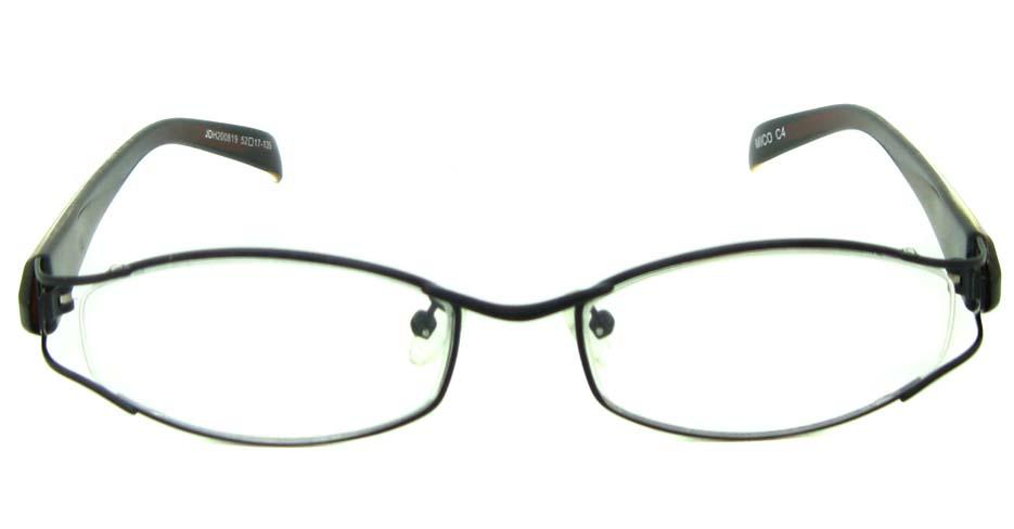 black blend cat eye glasses frame JS-JDH200819-c4