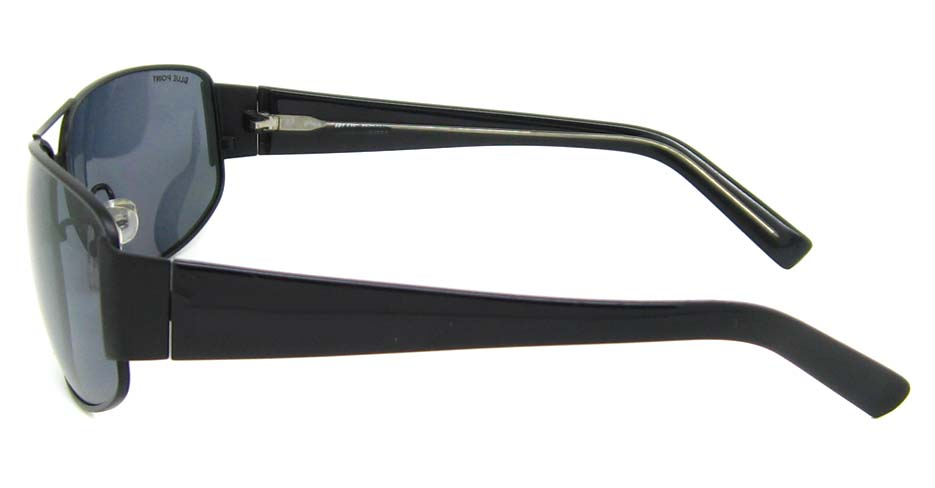 Black blend  rectangular glasses frame  XL-BP21008-HS