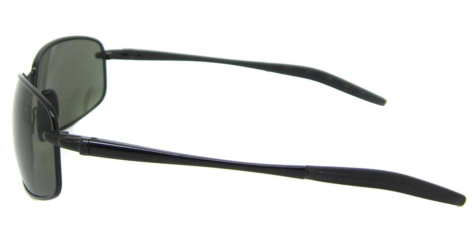 Black Oval metal glasses frame  XL-CO2023-C2