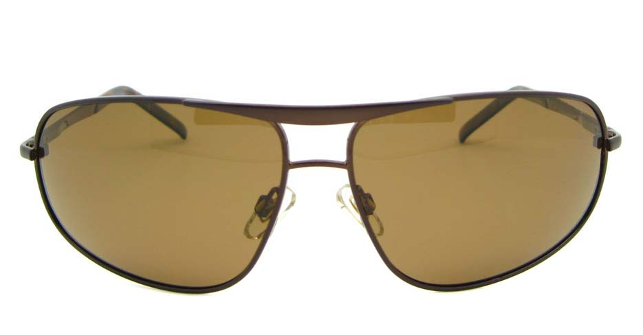 Tortoise Metal Round Fashion sunglasses XL022