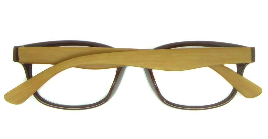 brown oval TR  glasses frame  YL-KLD8073-C5