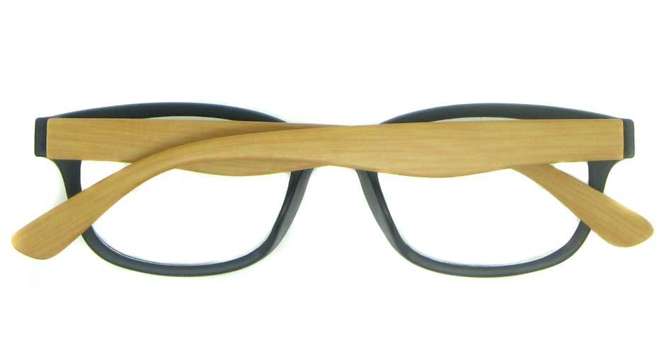 black  oval TR  glasses frame  YL-KLD8073-C3