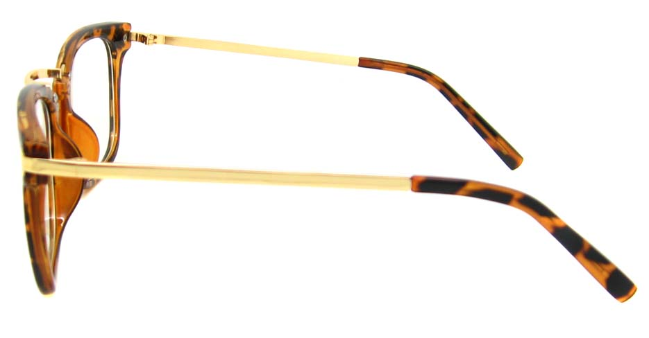 gold oval glasses