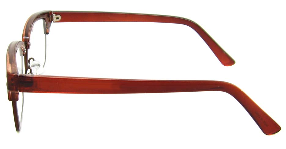 Tea blend oval retro frame YM-AX6761-C46