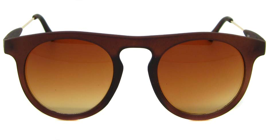 Tea blend oval retro glasses  LF-FG006-CS