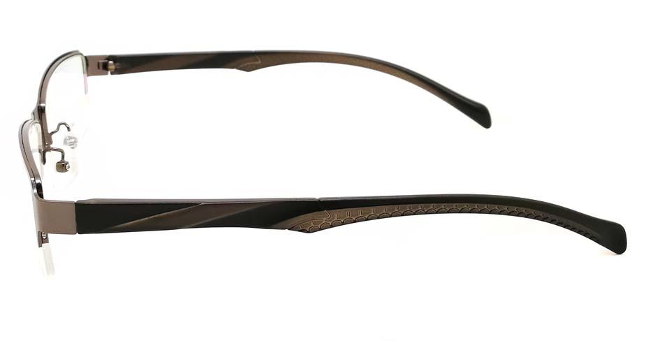 Brey blend Rectangular glasses frame JX-3063-C3