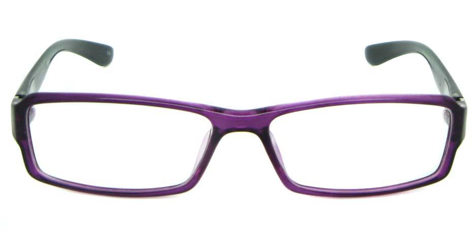 red  Rectangular TR90 glasses frame JNY-MJN159-C8