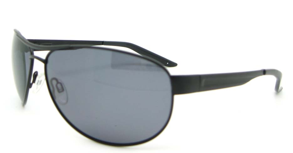 Aviator fashion  Black Metal  sunglasses  XL023