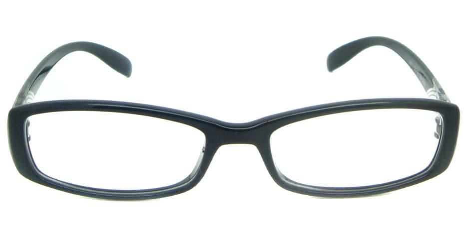 black tr90 Rectangular glasses frame YL-KLD8017-C6