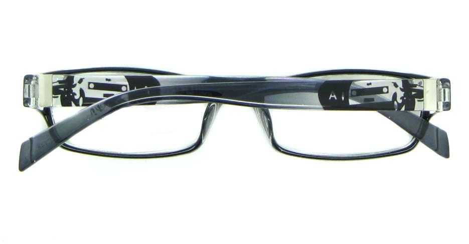 grey tr90 rectangular glasses frame JNY-ASD2155-C148