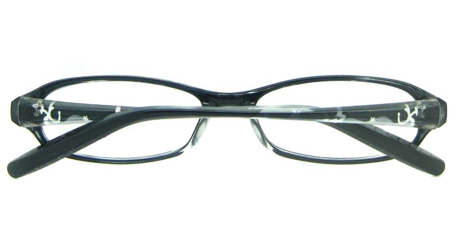 grey tr90 rectangular glasses frame YL-KLD8022-C6