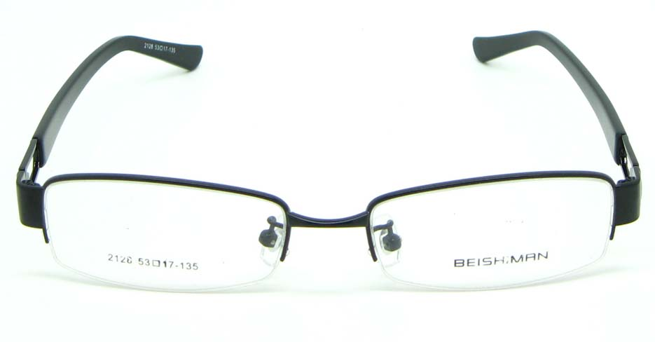 black blend Rectangular glasses frame JNY-BSM2118-HS