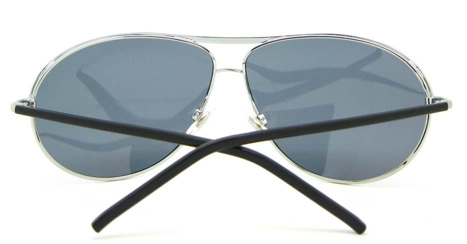Aviator fashion Blue  Metal Half sunglasses  XL029