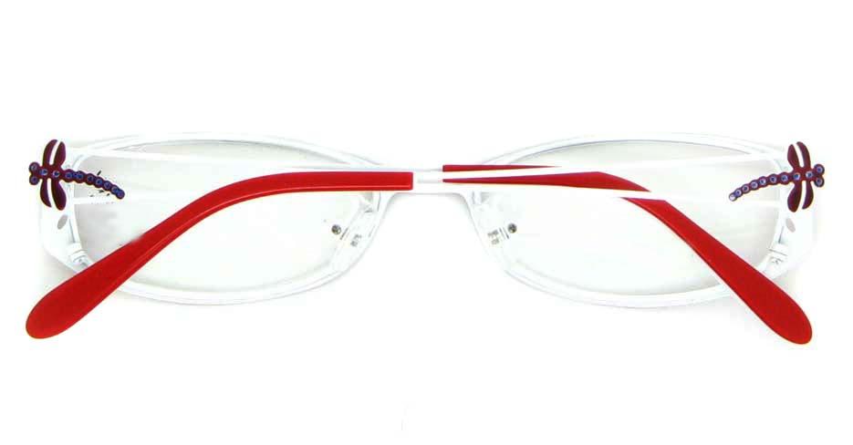 wine metal Rectangular glasses frame  WKY-KNXJ6227-H