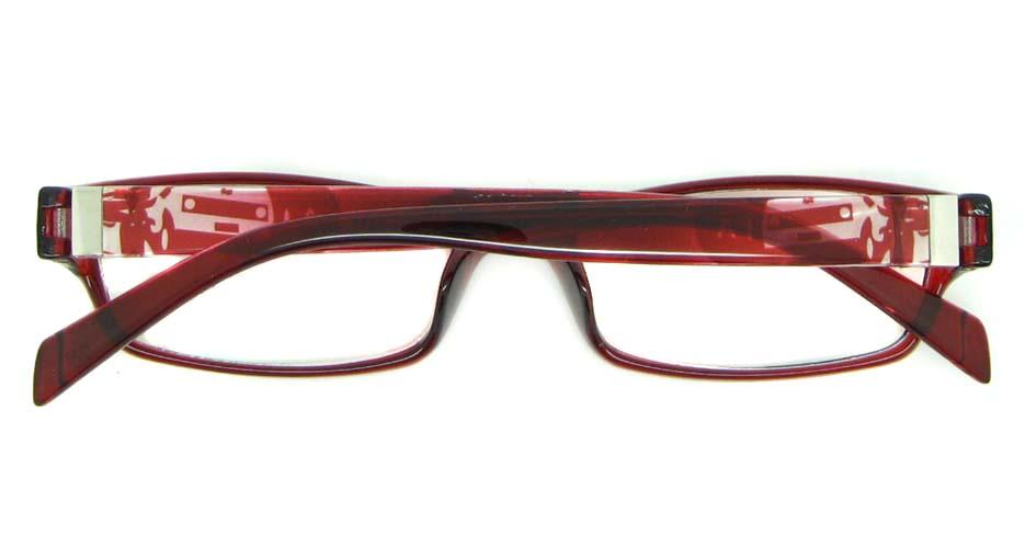 wine tr90 rectangular glasses frame JNY-ASD2155-C26