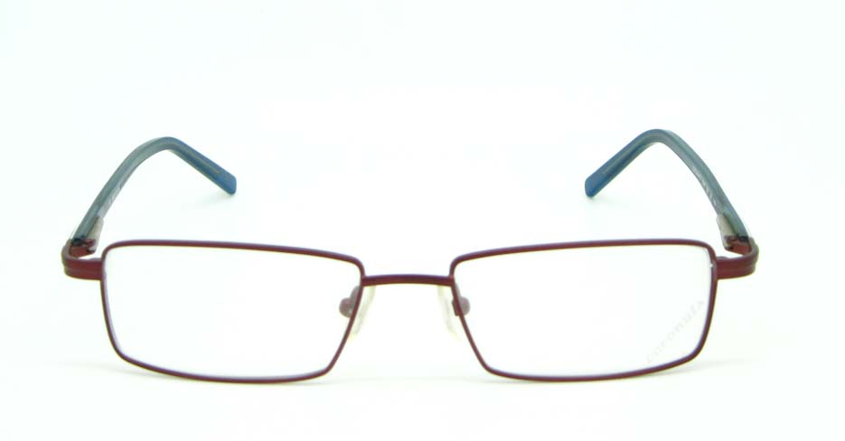 blue Blend rectangular glasses frame HL-5348