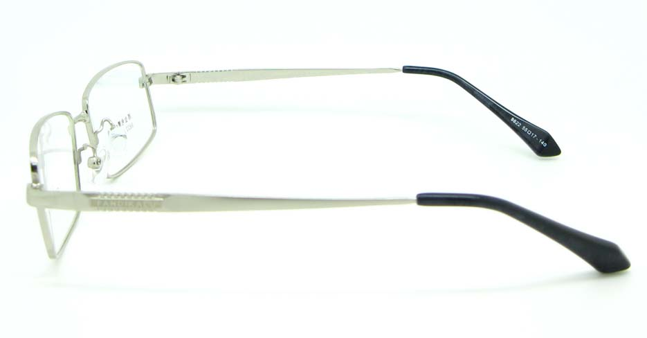 Silver metal Rectangular glasses frame JNY-FKL9822-Y