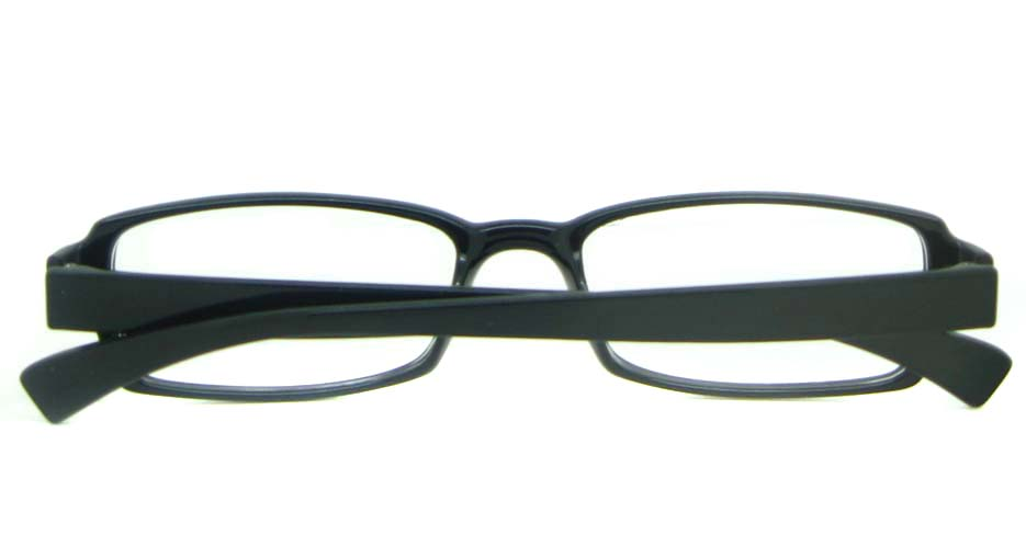 black tr90 rectangular glasses frame YL-KLD8005-C5