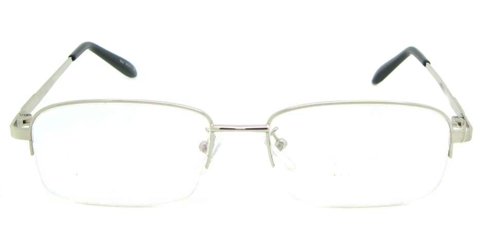 Khaki metal Rectangular glasses frame WKY-DNI6027-Y