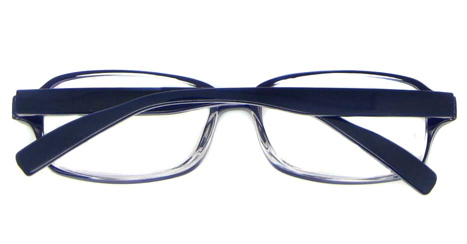 grey Acetate Rectangular glasses frame WKY-BL6169-154
