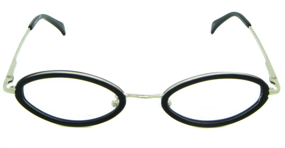 black round blend glasses frame JNY-02036-HS