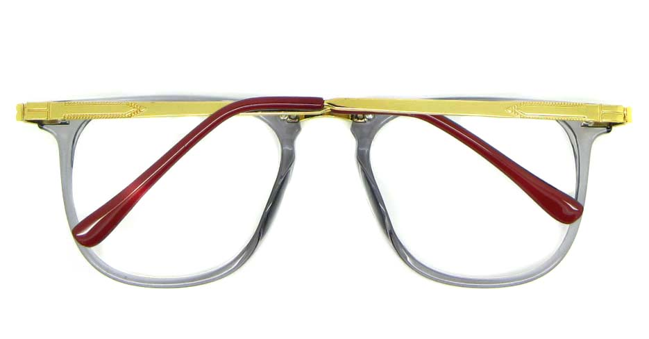 gold blend vintage glasses frame  WLH-5025-C14