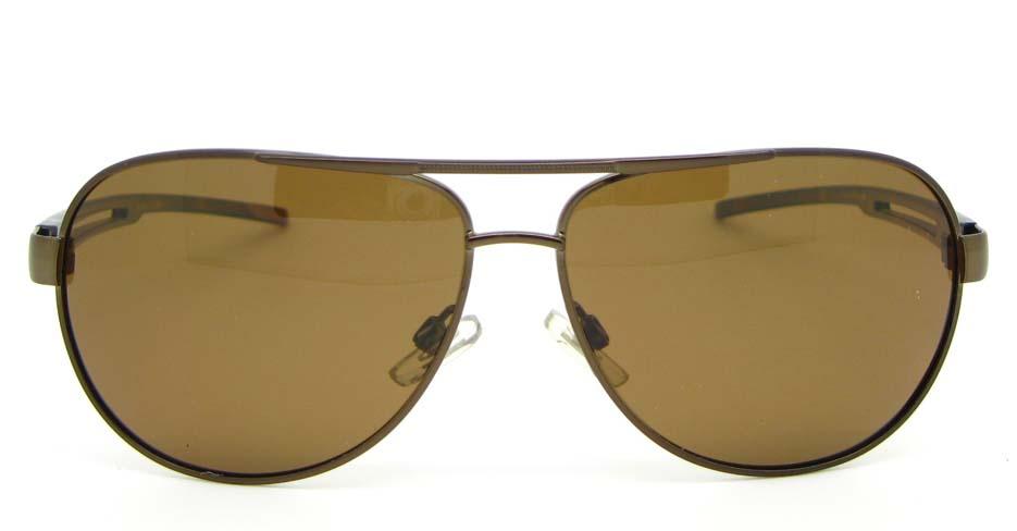 Aviator  fashion Tortoise Metal   sunglasses  XL019