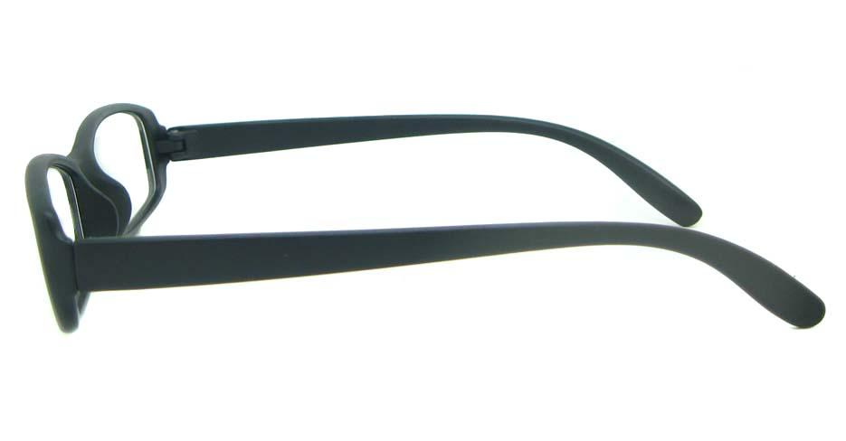 black Acetate Rectangular glasses frame YL-KLD8017-C2