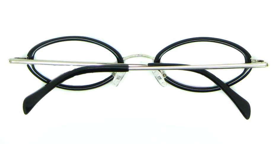 black round blend glasses frame JNY-02036-HS