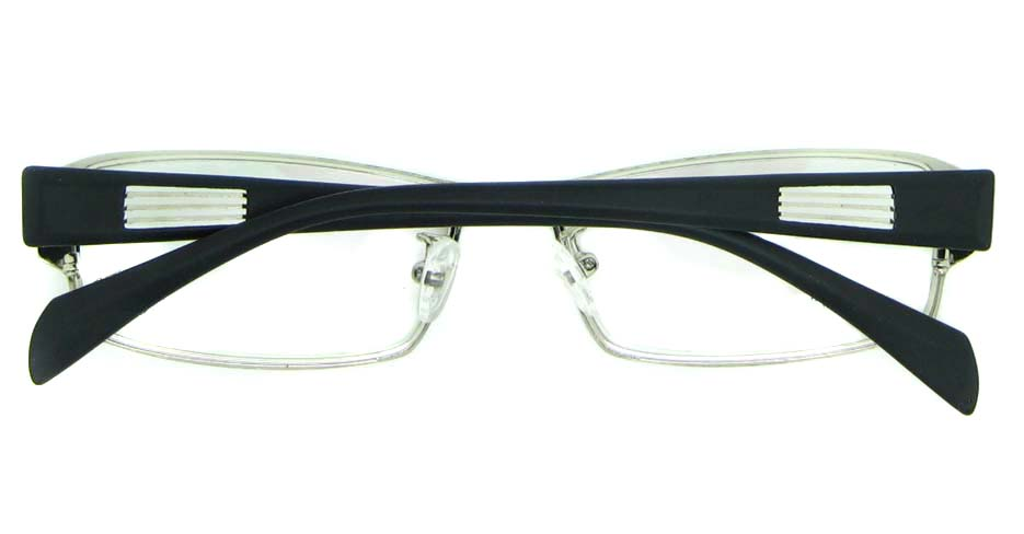 black oval blend glasses frame JNY-KM1821-C3