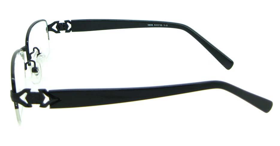black blend Rectangular glasses frame JNY-FKL9806-HS