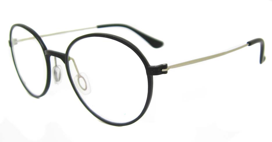 large round glasses